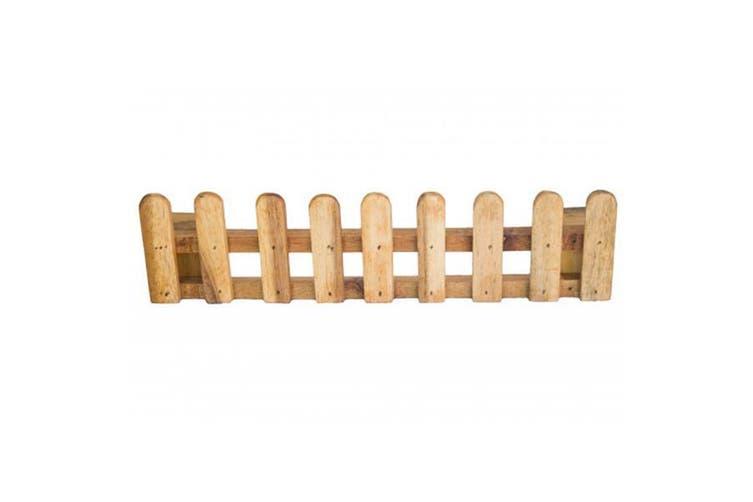 Set of 4 Wooden Fences
