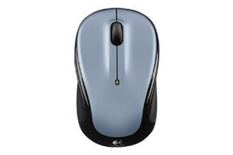 Logitech M325 Wireless Mouse - Light Silver
