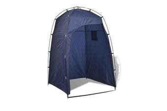 Shower And Changing Tent Blue