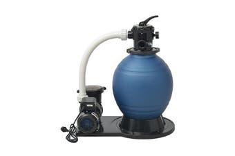 Sand Filter Pump 1000 W 16800 L H Xl