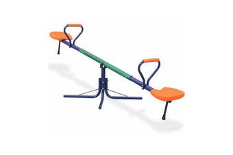 360 Degree Rotating Seesaw Orange