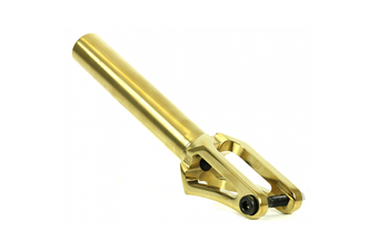 Neo Lite Forks V2 - Gold Chrome