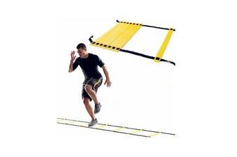 Morgan Adjustable 4M Speed And Agility Ladder Flat