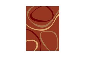 Arezzo Red Brilliant Rug
