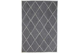 Artisan Natural Diamond Grey Rug
