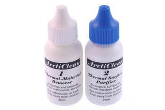 Arctic Silver ArctiClean Thermal Compound Remover 60ml Kit