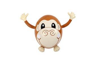 Inflatable 3D Beach Ball Monkey