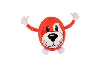 Inflatable 3D Beach Ball Dog