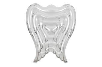 Angel Wings Pearl White Pool Float