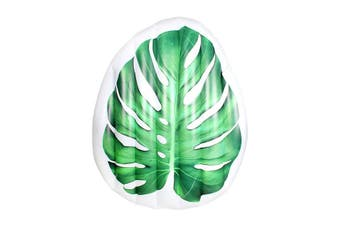 Inflatable Troppo Leaf Air Mat