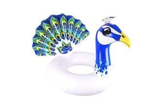 Peacock Swim Ring