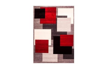 Belmont Box Red Rug - 200 x 300 cm