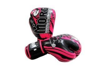 Morgan Bkk Ready Boxing And Muay Thai Gloves Fluro Pink
