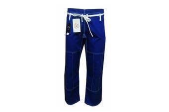 Dragon Fight Wear Competition Bjj Pants Blue