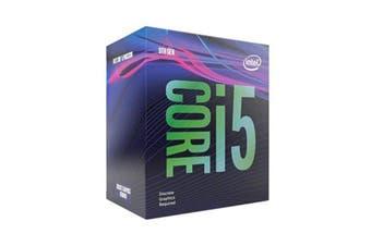 Boxed Intel Cpu Core I5 9400F