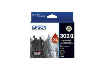 Epson 302 Hy Black Ink Cart