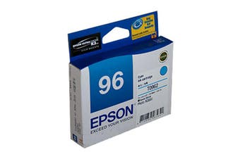Epson Ink Cartridge T0962 Cyan