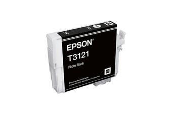 Epson T3121 Photo Blk Ink Cart
