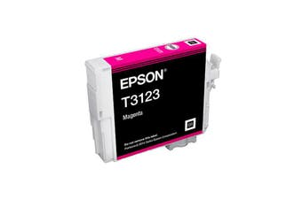 Epson T3123 Magenta Ink Cart