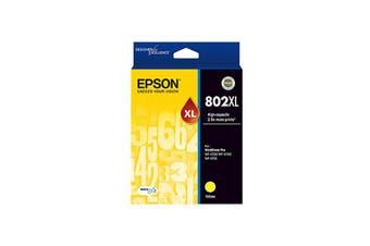 Epson 802 Yell Xl Ink Cart