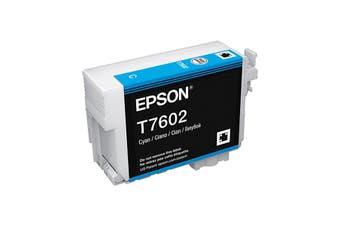 Epson 760 Cyan Ink Cart