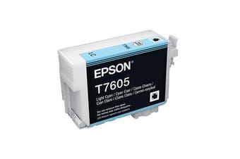 Epson 760 Lgt Cyan Ink Cart