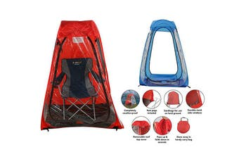 Pop Up Sports Tent Single