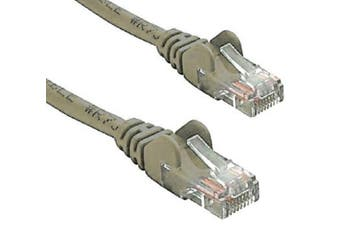 RJ45M Cat5E Network Cable - Grey