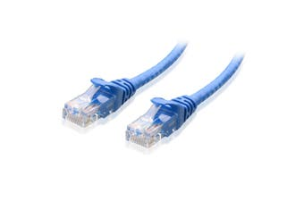 CAT5e Cable - Blue Color Premium RJ45 Ethernet Network