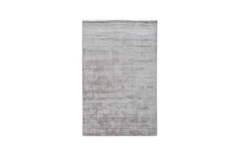Camille Silverlight Viscose Rug - 170 x 230 cm