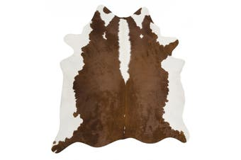 Exquisite Natural Cow Hide Hereford Rug - 170x120cm