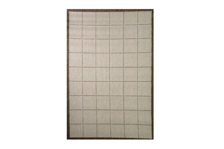 Decora Tile Polypropylene Rug - 80 x 150 cm