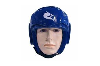 Morgan Dipped Foam Protector Head Guard Blue
