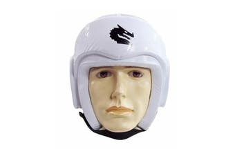 Morgan Dipped Foam Protector Head White