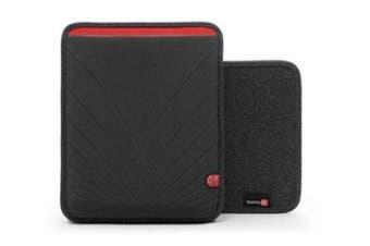 Booq Boa Skin XS for iPad 2/3/4 - Black/Red