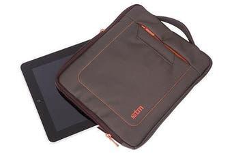 STM Jacket D10 iPad 2/3/4/Air/Tablet Sleeve (Chocolate/Orange)