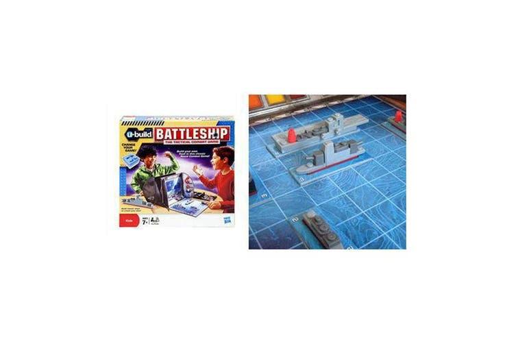 Hasbro U-Build Battleships Game