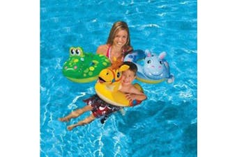 Intex Inflatable Pool Toy Animal Split Ring - Gator