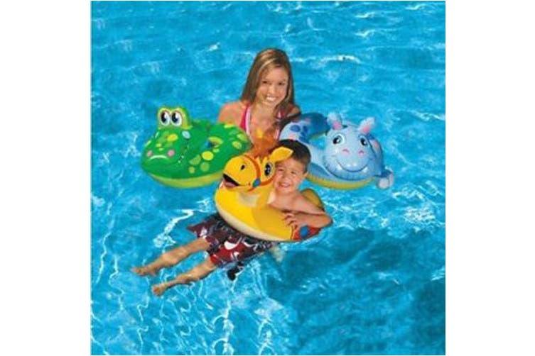 Intex Inflatable Pool Toy Animal Split Ring - Gator