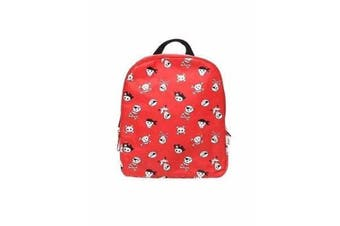 Britt Backpack Boys - Red Pirate