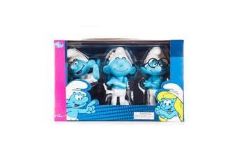 Smurfs 12cm Figurine - Vanity, Baby and Brainy