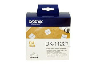 Brother 1000 Per Roll DK11221 White Label