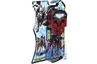 The Dark Knight Rises Deluxe QuickTek Figure - Air Attack Batman