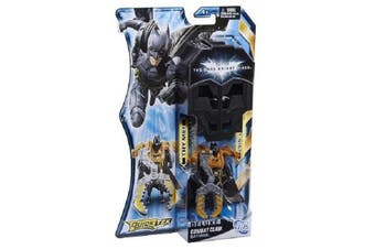 The Dark Knight Rises Deluxe Quicktek Figure - Combat Claw
