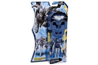 The Dark Knight Rises Deluxe Quicktek Figure - Flight Strike