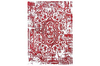 Allure Classic Vintage Red Rug