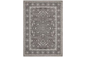 Evoke Stone Grey Transitional Rug