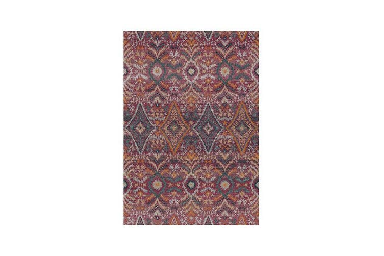 Evoke Multi Coloured Home Rug - 200 x 290 cm
