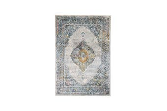 Exquisite Grey Luxury Rug - 115 x 170 cm