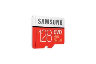 Samsung 128Gb Uhsi Plus Evo Class 10 U3 4K Without Sd Adapter